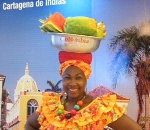 Palenquera Cartagena